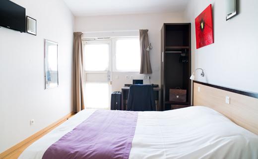 Votre appart hotel Fos sur Mer. Hôtel écolabel Allotel.