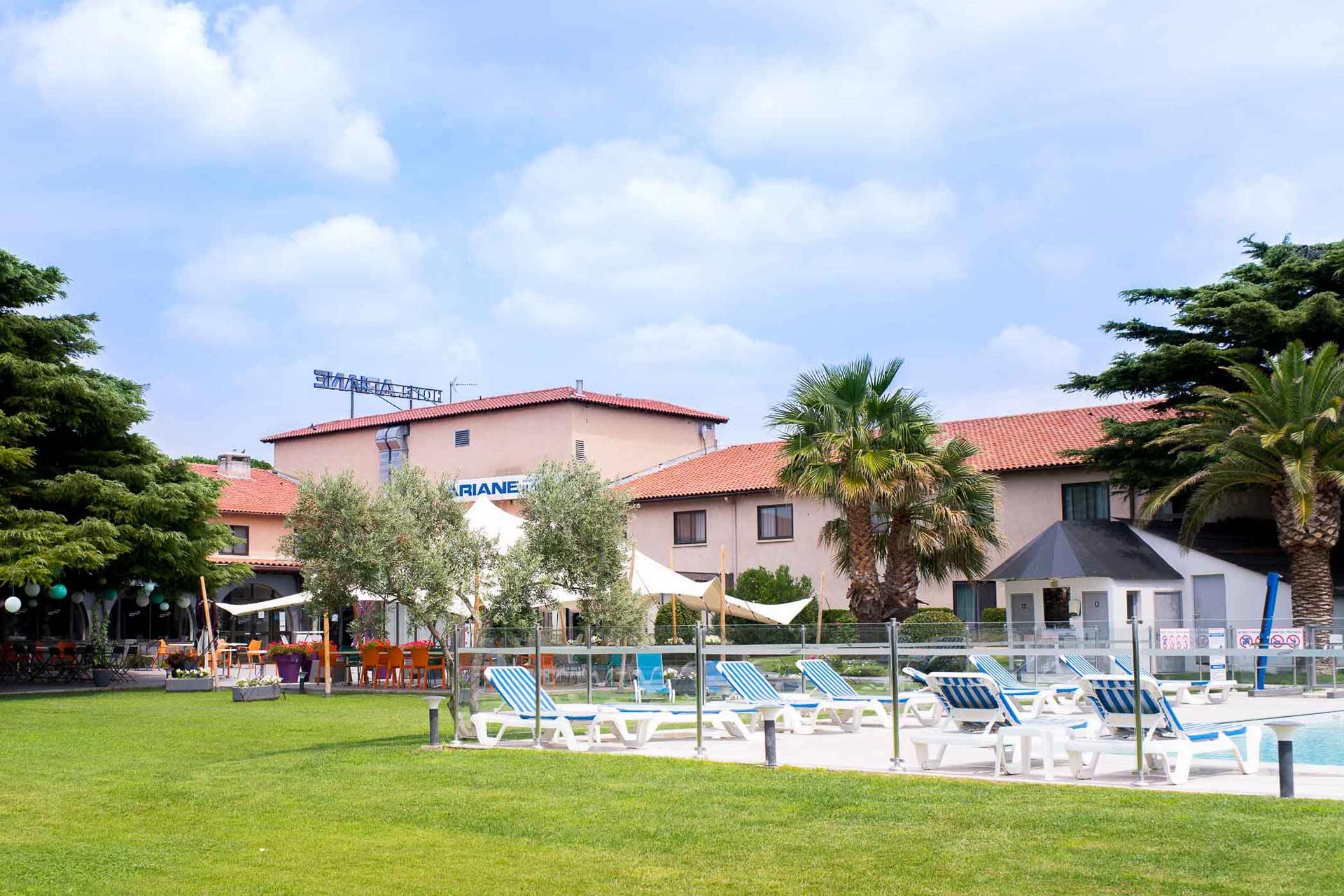 Groupe Ariane Hotel Fos sur Mer Istres